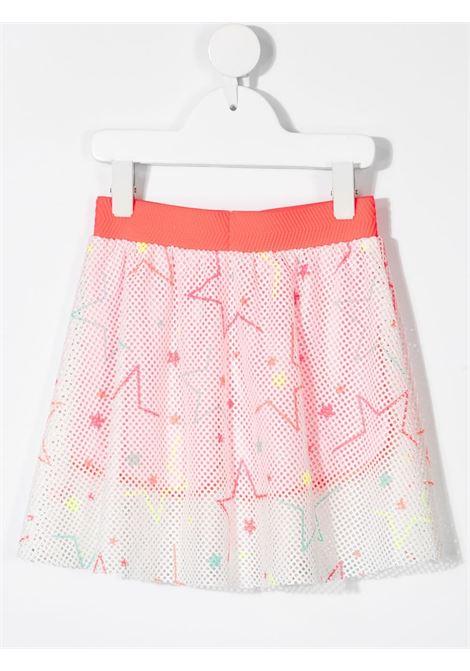 gonna con shorts tessuto rete stampato billieblush Billieblush | Gonna | U14443Z40