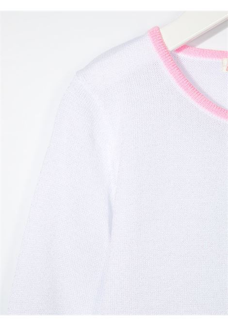cardigan con profili colorati billieblush Billieblush | Cardigan | U1582310B