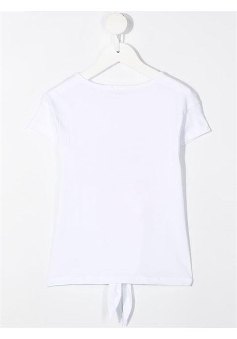 tshirt con nodo stampata billieblush Billieblush | Tshirt | U1585210B