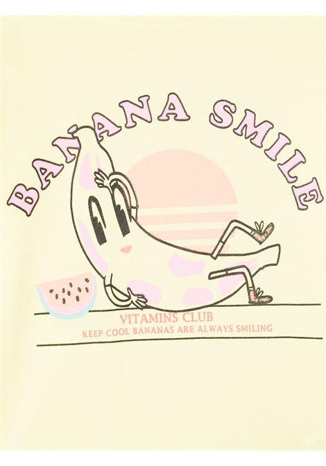 tshirt stampa banana smile billieblush Billieblush | Tshirt | U1586060A