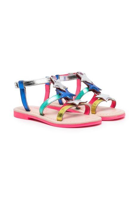 sandali laminati multicolor stelle billieblash Billieblush   Sandalo   U19255Z41