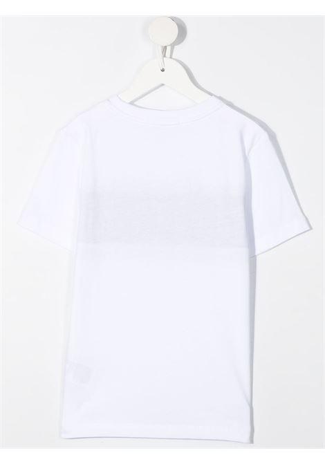 calvin klein tshirt con stampa scritta logo CALVIN KLEIN | Tshirt | IB0IB00700YAF