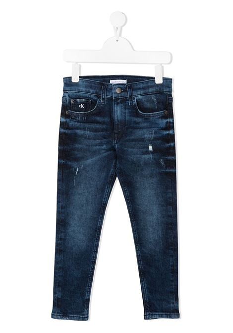 CALVIN KLEIN | Denim | IB0IB007361BY