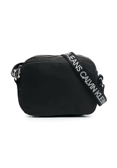 calvin klein jeans borsa con tracolla con logo CALVIN KLEIN | Borsa | IU0IU00176BEH