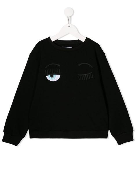 CHIARA FERRAGNI | Sweatshirt | CFKF014BLK