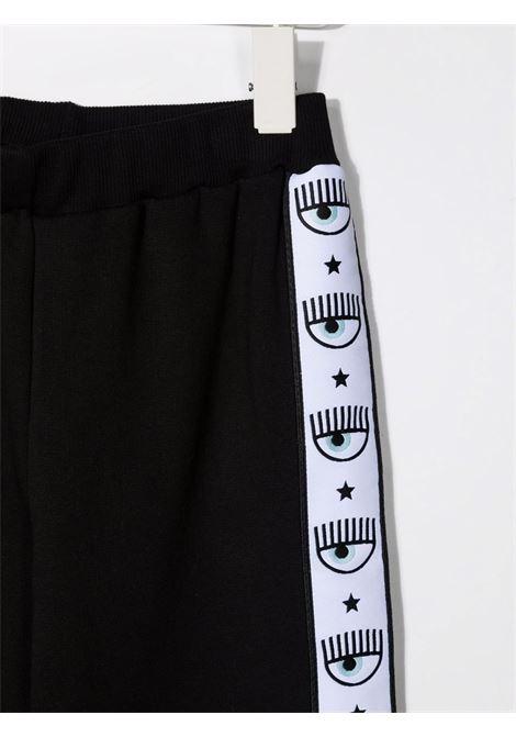 CHIARA FERRAGNI | Trousers | CFKP016BLK