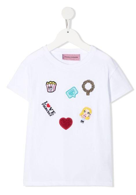 CHIARA FERRAGNI | Tshirt | CFKT027WH