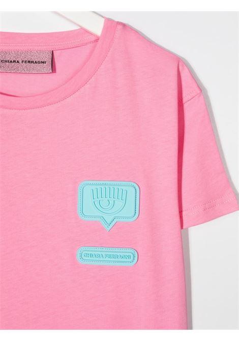 CHIARA FERRAGNI | Tshirt | CFKT031PNT