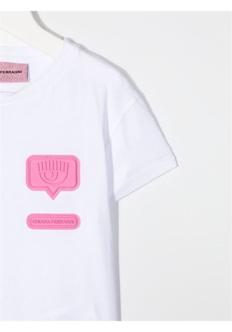 CHIARA FERRAGNI | Tshirt | CFKT031WH