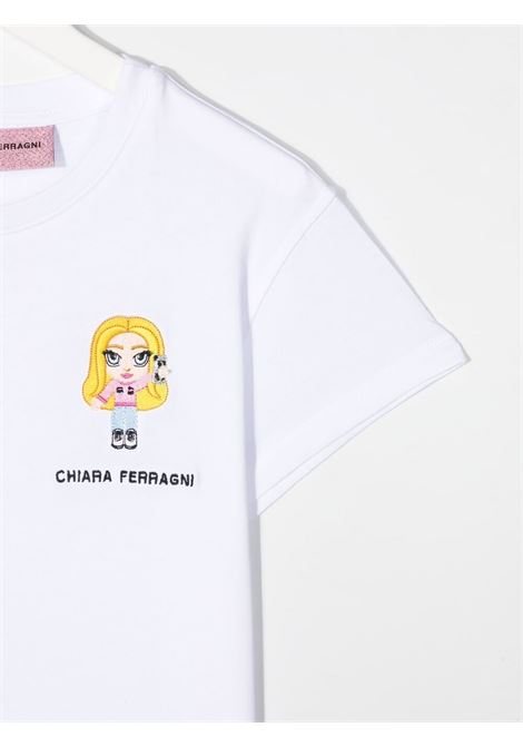CHIARA FERRAGNI | Tshirt | CFKT034WH