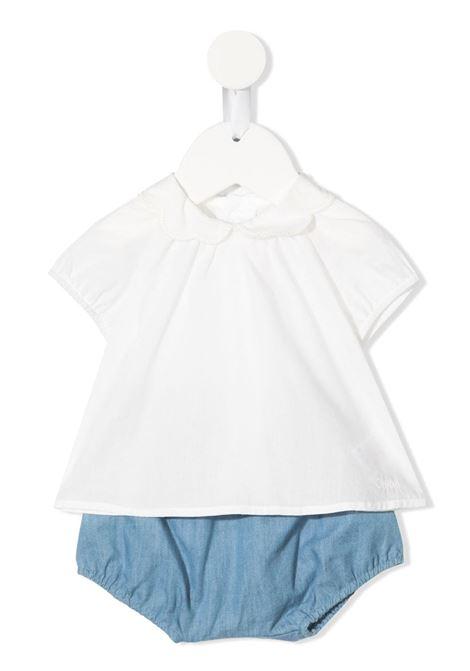 completo shorts con blusa e cappello chloe' CHLOE' | Set completo | C98251Z10