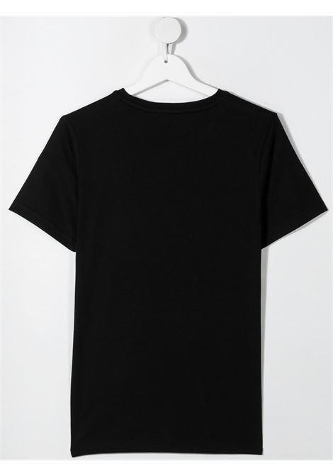 dkny tshirt con stampa scritta logo DKNY | Tshirt | D25D2609BT