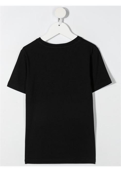 dkny tshirt con stampa scritta logo DKNY | Tshirt | D25D2609B