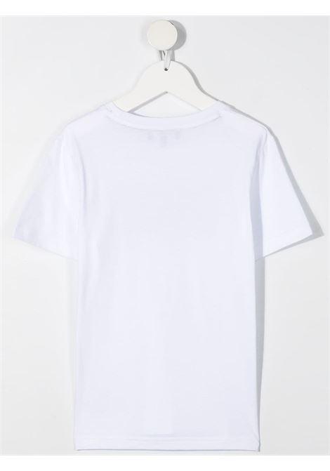 dkny tshirt con stampa scritta logo DKNY | Tshirt | D25D2610B