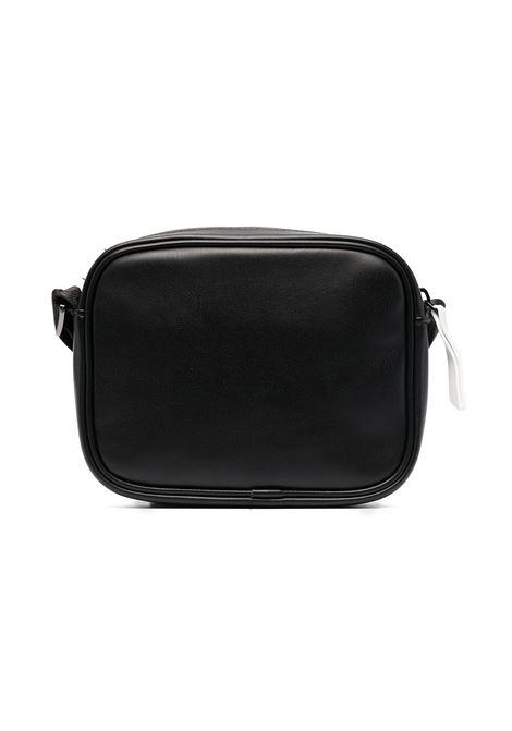 dkny borsa con tracolla con stampa scritta  logo DKNY | Borsa | D3050609B
