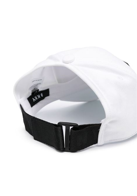 dkny berretto con stampa scritta  logo DKNY | Cappello | D3127510B