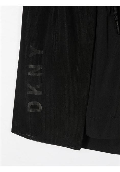 dkny shorts in cotone DKNY | Shorts | D34A2009B