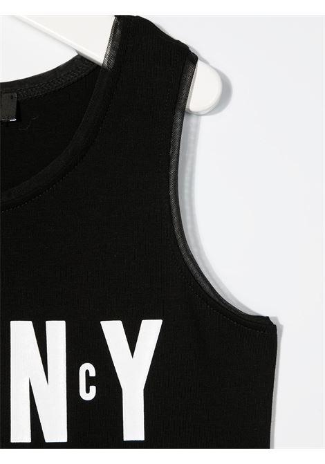 dkny canotta con stampa scritta logo DKNY | Canotta | D35R2109B