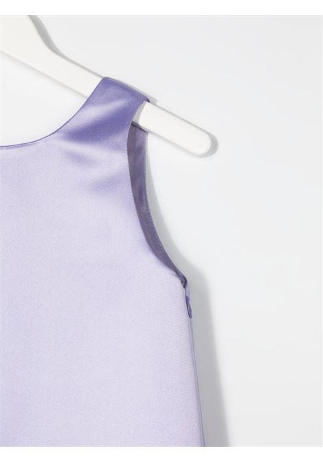 elisabbetta franchi abito giro manica in duchesse con fiocco e piercing ELISABETTA FRANCHI | Abito | EFAB326RA53WE0038000