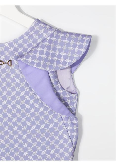 ELISABETTA FRANCHI | Dress | EFAB344GA91WE033D023