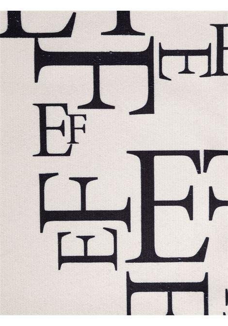 elisabbetta franchi telo mare stampato ELISABETTA FRANCHI | Telo mare | EFAV610157WE0160014