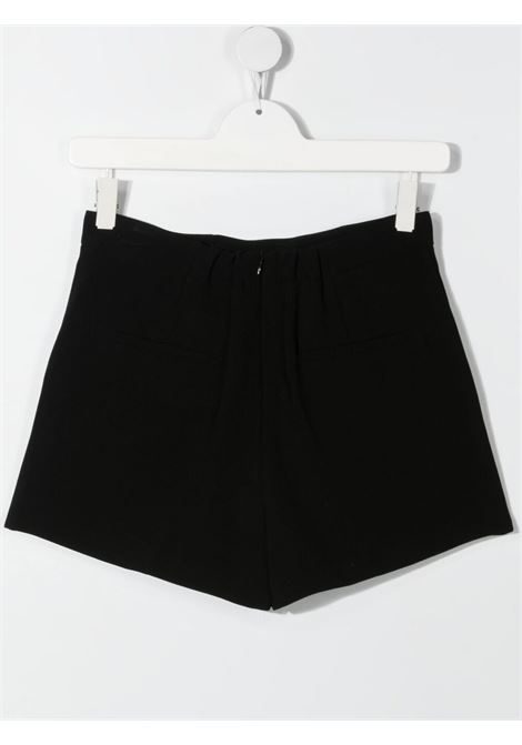 elisabbetta francchi shorts con bottoni logati ELISABETTA FRANCHI | Shorts | EFBE34GA85WE025N015T