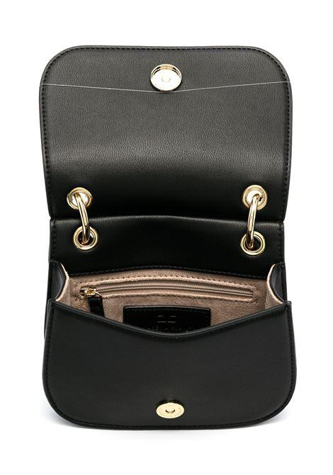 elisabbetta franchi borsa in ecopelle con ganci piercing ELISABETTA FRANCHI | Borsa | EFBO440096WE001N013