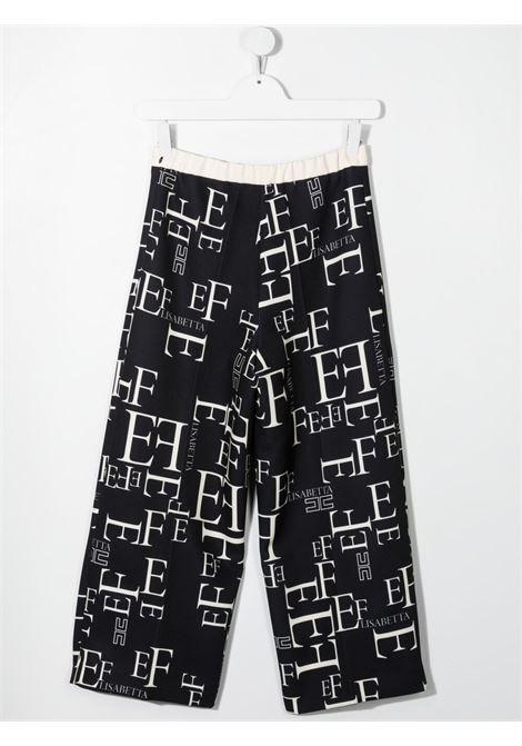 ELISABETTA FRANCHI | Trousers | EFPA110GA89WE010N001T