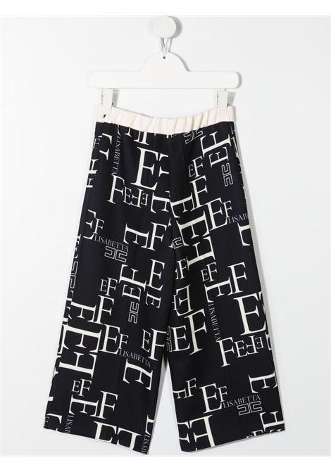 ELISABETTA FRANCHI | Trousers | EFPA110GA89WE010N001