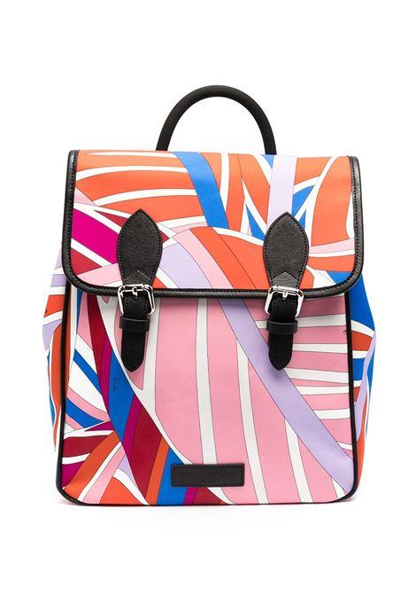 EMILIO PUCCI | Backpack | 9O0108OC520407AZ