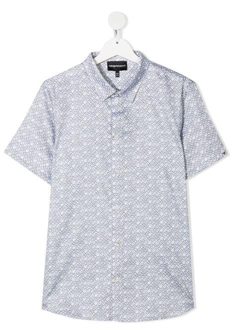 EMPORIO ARMANI KIDS | Shirt | 3K4CC41NXTZF109T