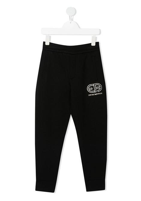EMPORIO ARMANI KIDS | Trousers | 3K4PQ81JHSZ0999