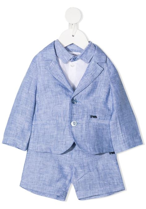 EMPORIO ARMANI KIDS | Suit | 3KH8014N50ZF909