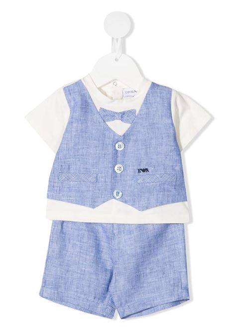 EMPORIO ARMANI KIDS | Suit | 3KH8024N50ZF909