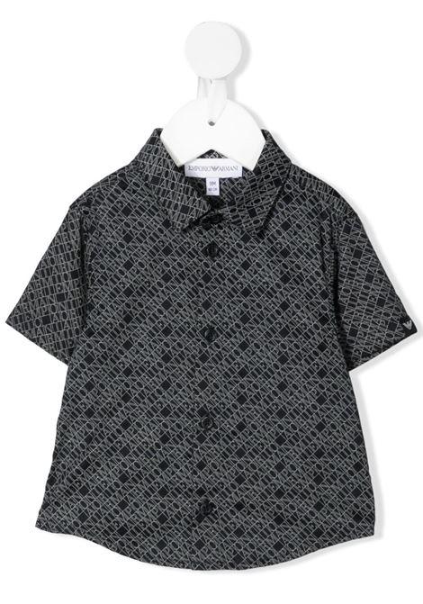EMPORIO ARMANI KIDS | Camicia | 3KHCC41NXTZF941