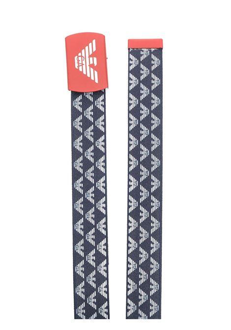emporio armani cintura EMPORIO ARMANI KIDS | Cintura | 4013121P55400035