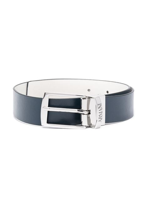 emporio armani cintura reversibile EMPORIO ARMANI KIDS | Cintura | 4015201P56018535
