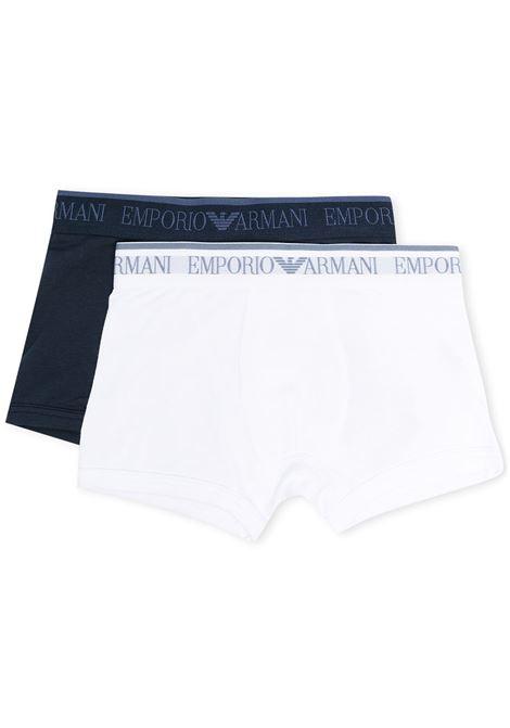 EMPORIO ARMANI KIDS | Set boxer | 4065011P65003610