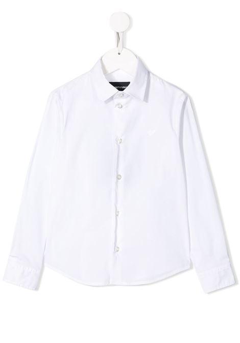 EMPORIO ARMANI KIDS | Shirt | 8N4CJ01N06Z0100