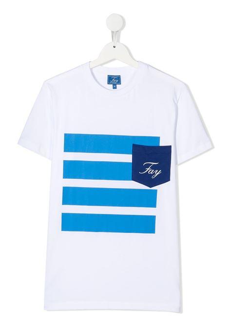 FAY | Tshirt | 5O8011OX130100T