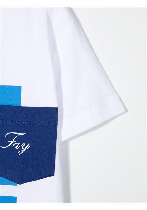FAY | Tshirt | 5O8011OX130100