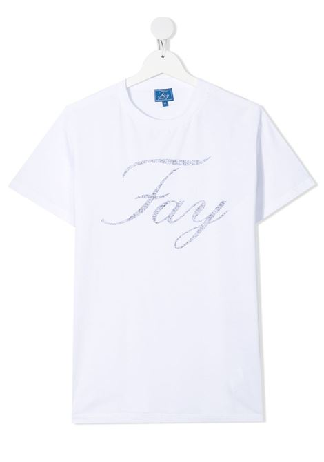 FAY | Tshirt | 5O8031OX130100BLT