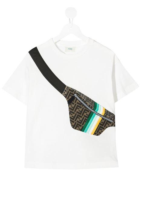 FENDI | Tshirt | JMI3337AJF0TU9