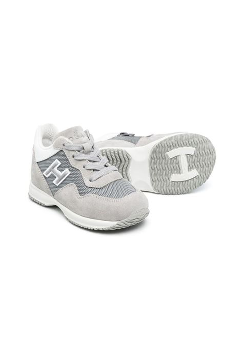 hogan kids interactive h flock zip HOGAN | Sneakers | HXT0920V311JYC566F