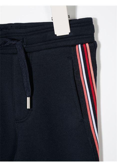 hugo boss pantaloni in felpa logato HUGO BOSS | Pantalone | J04398849