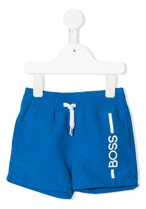 hugo boss boxer mare logato HUGO BOSS | Costume | J04404787