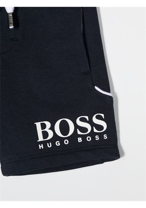 hugo boss bermuda logato HUGO BOSS | Bermuda | J04M57849