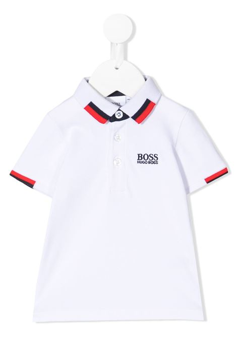 hugo boss polo con logo HUGO BOSS | Polo | J0584710B