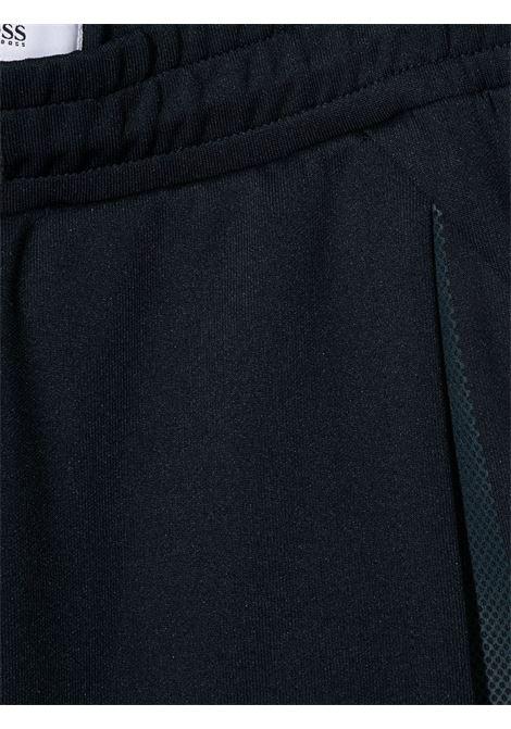 hugo boss shorts in felpa con logo HUGO BOSS | Bermuda | J24697849