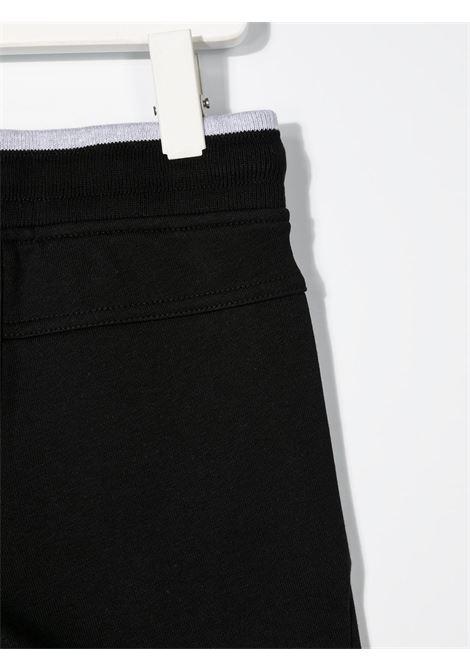 hugo boss shorts in felpa con logo HUGO BOSS | Bermuda | J24M2809B